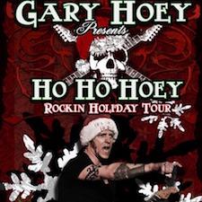 Gary Hoey - Ho Ho Hoey Rockin' Holiday Tour