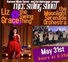 Liz Grace / Moonlight Serenade Orchestra