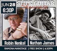 Last Friday - Slide Guitar Showcase