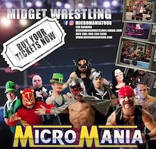 MicroMania Wrestling