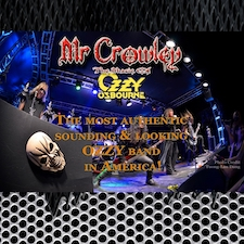 Mr. Crowley - Ozzy Tribute