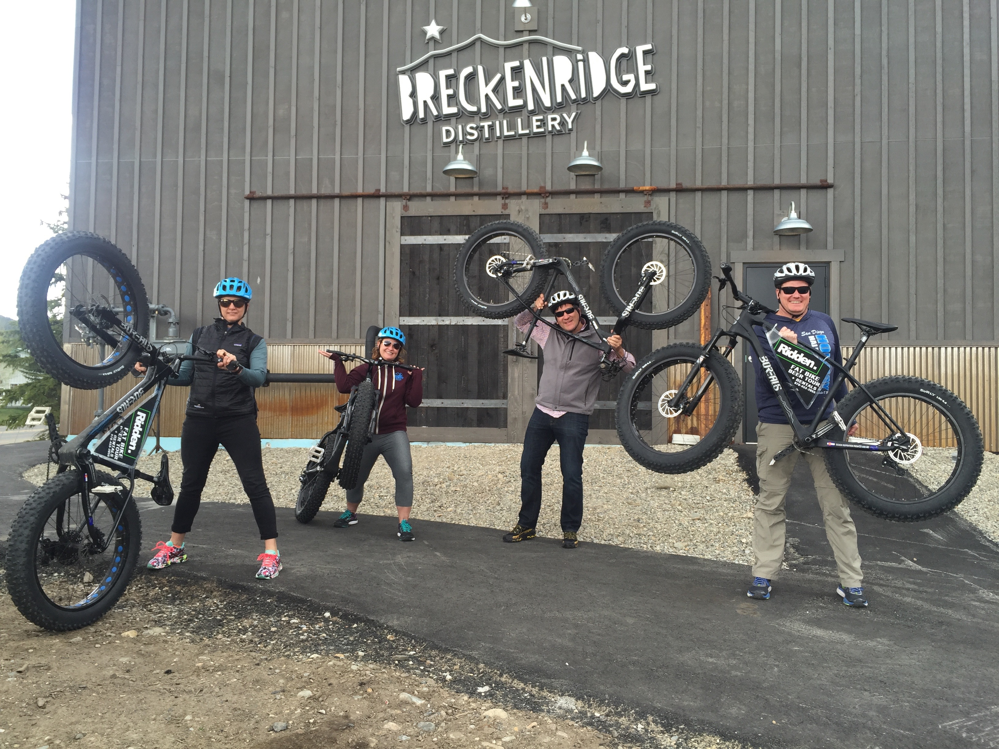 Learn, Ride and Socialize with Ridden Fat Bike Tours