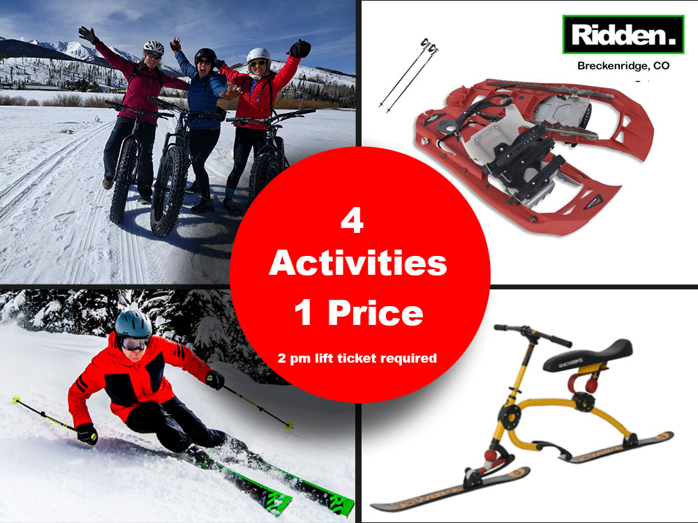 Breckenridge Activity Pass