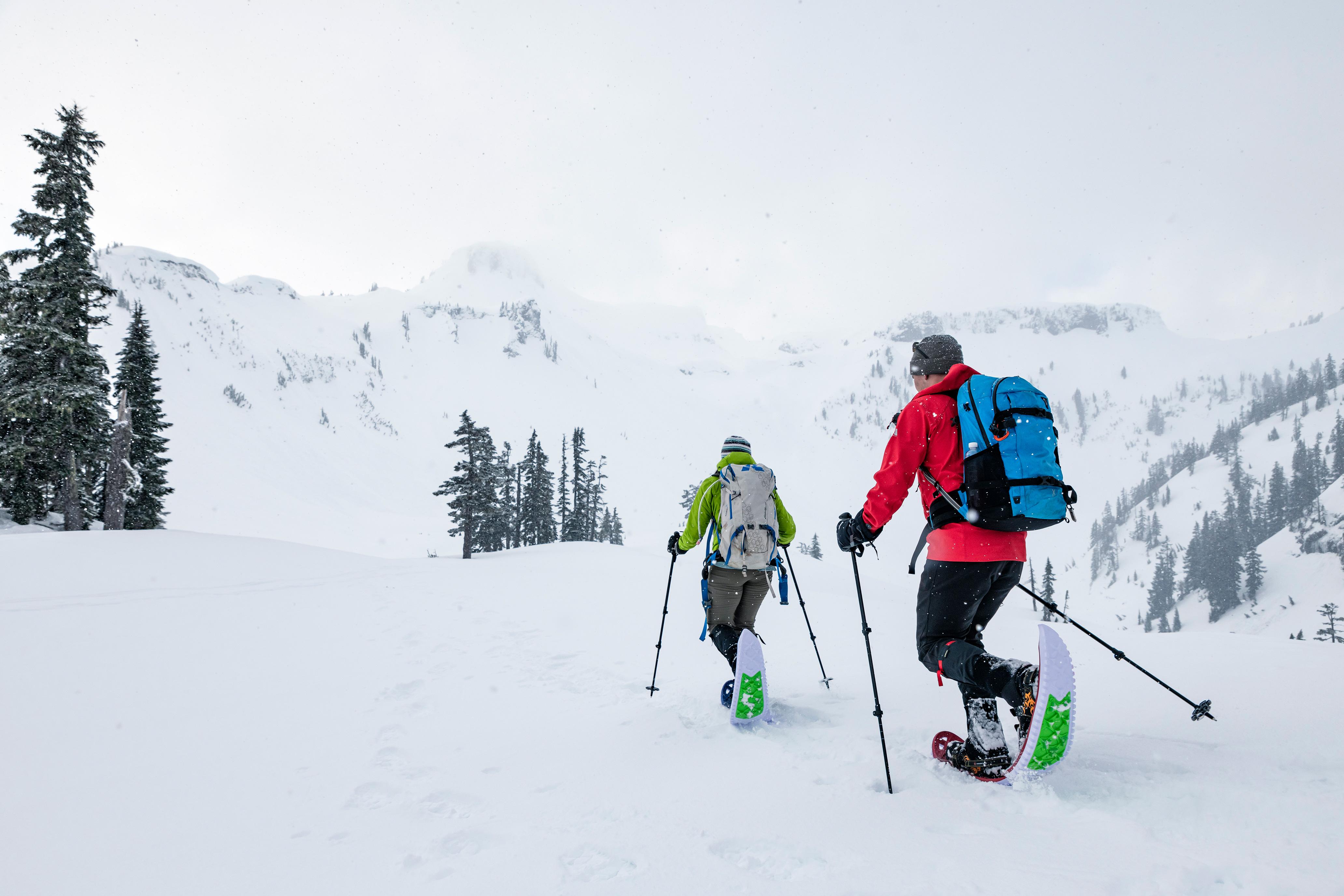 Breckenridge Nordic Center Snowshoe Adventure