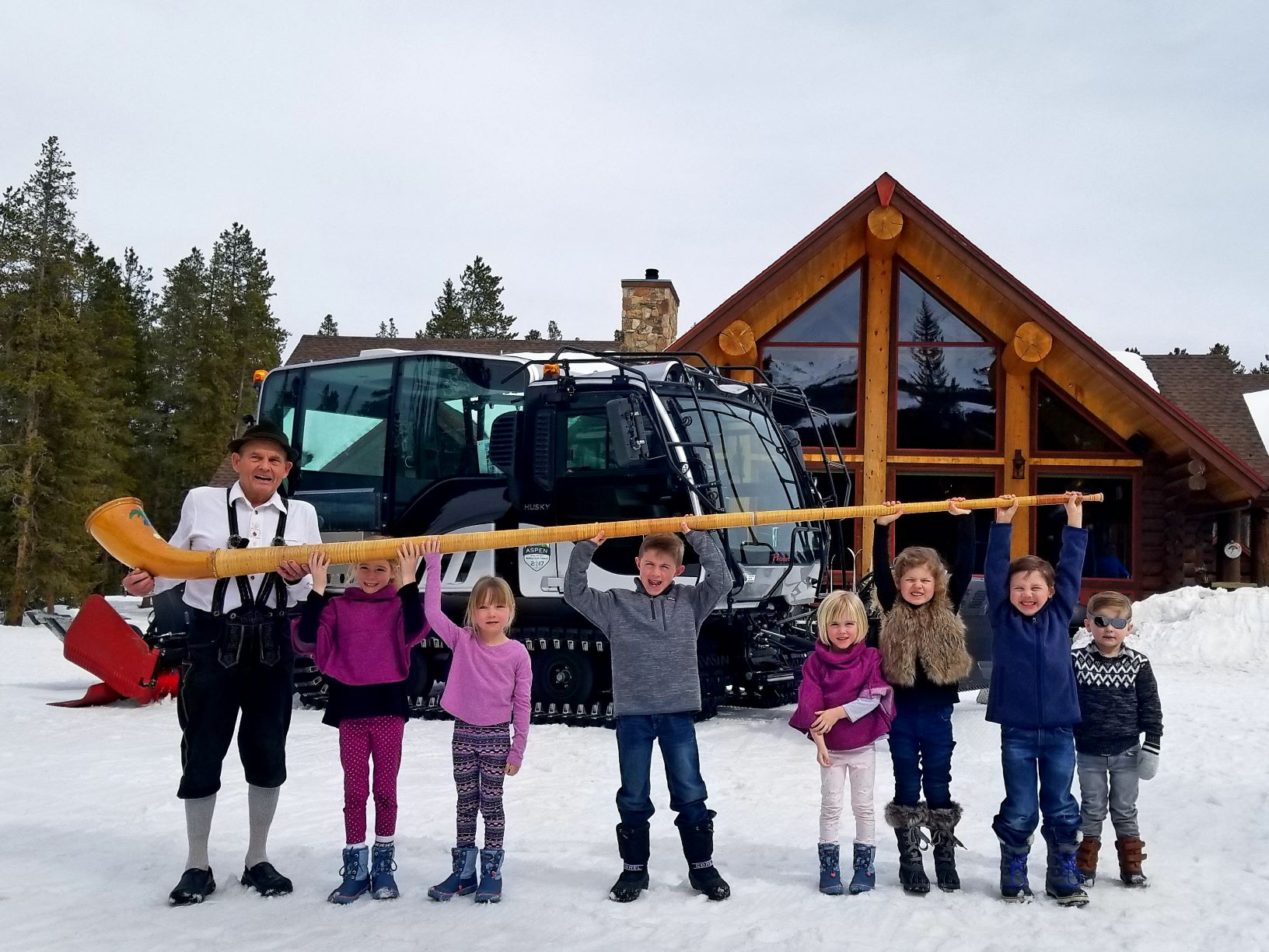 Snowcat Tours at the Breckenridge Nordic Center