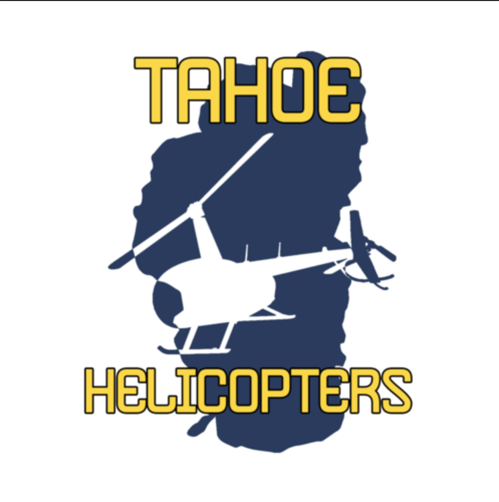 Tahoe Helicopter Tours!