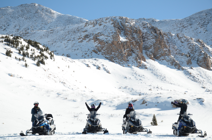 Snowmobile Tours!