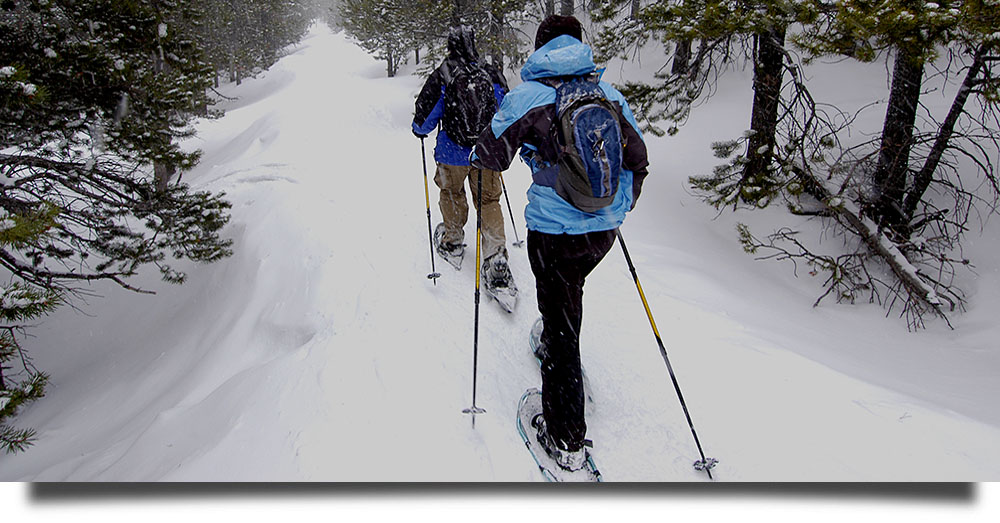 Breckenridge Nordic Center Snowshoe Adventure