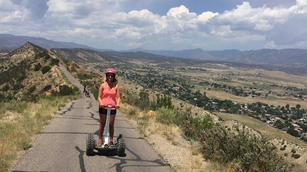 Canon City Segway Tour