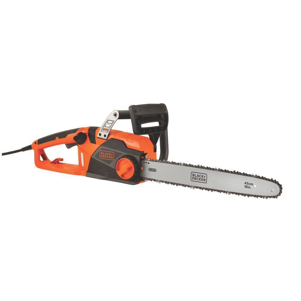 Best electric chainsaw for homeowners agardenlife black decker cs1518 corded chainsaw keyboard keysfo Image collections