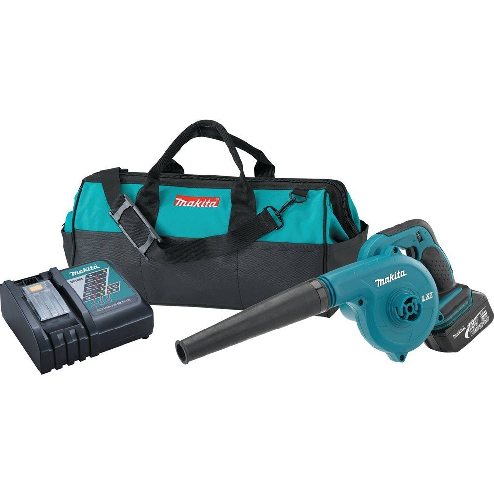 Makita 75.6 cc MM4 Hip Throttle Backpack Blower