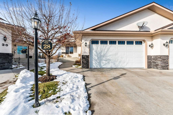 #28 100 SHEEP RIVER DR , Okotoks