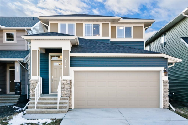 534 Bayview WY SW, Airdrie
