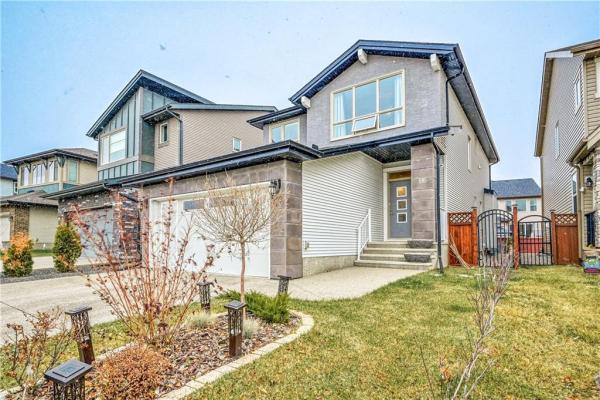 116 Walden RI SE, Calgary