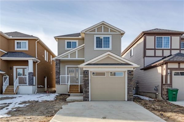 491 BAYVIEW WY SW, Airdrie