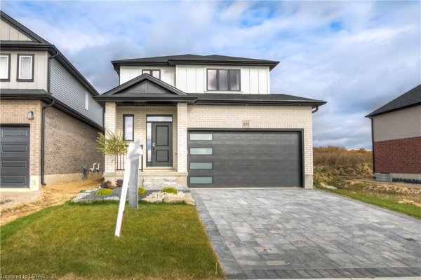 100 STONEFIELD Lane, Ilderton