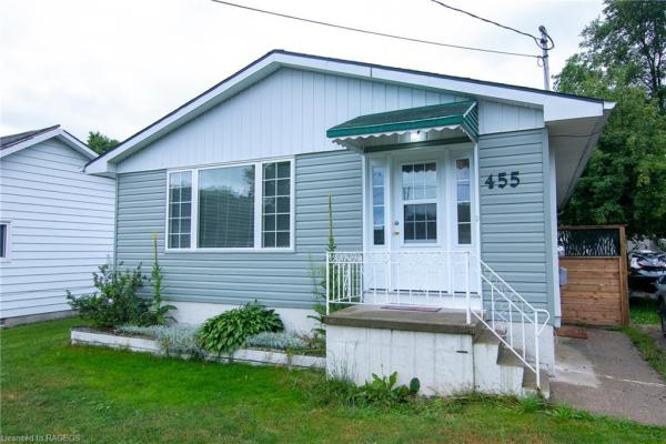 455 29TH Street W, Owen Sound