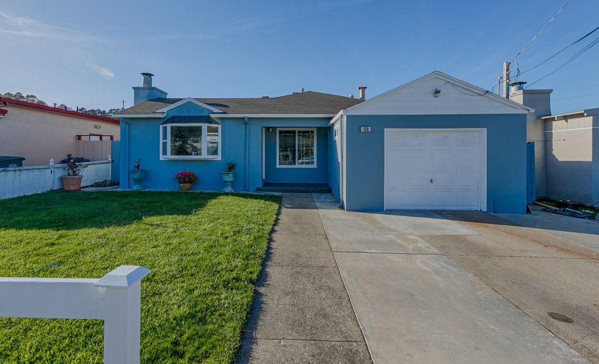 Main image for 106 Clay Avenue, South San Francisco CA, 94080