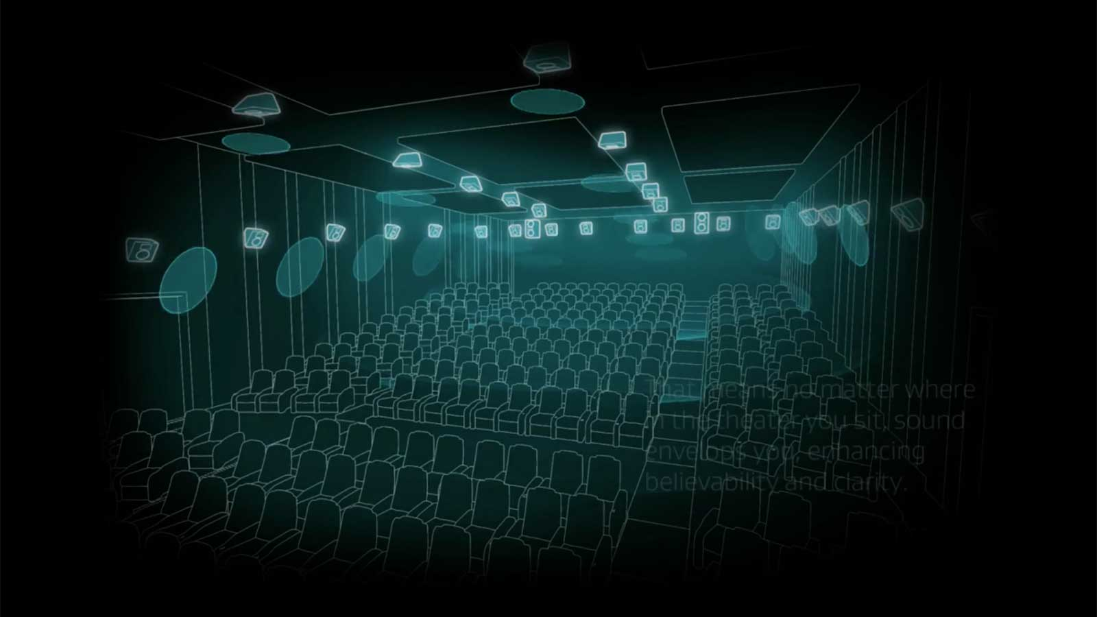 Audio Intervisual Design | Featured Product - Dolby Pro Cinema & Atmos