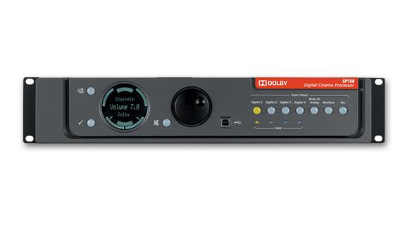 Dolby Digital Cinema Processor CP750