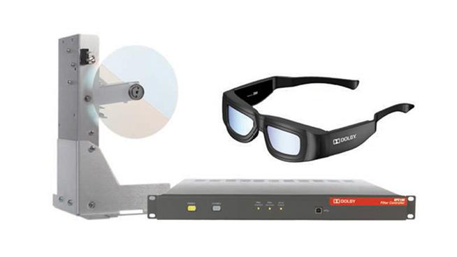 Dolby 3D Bundle