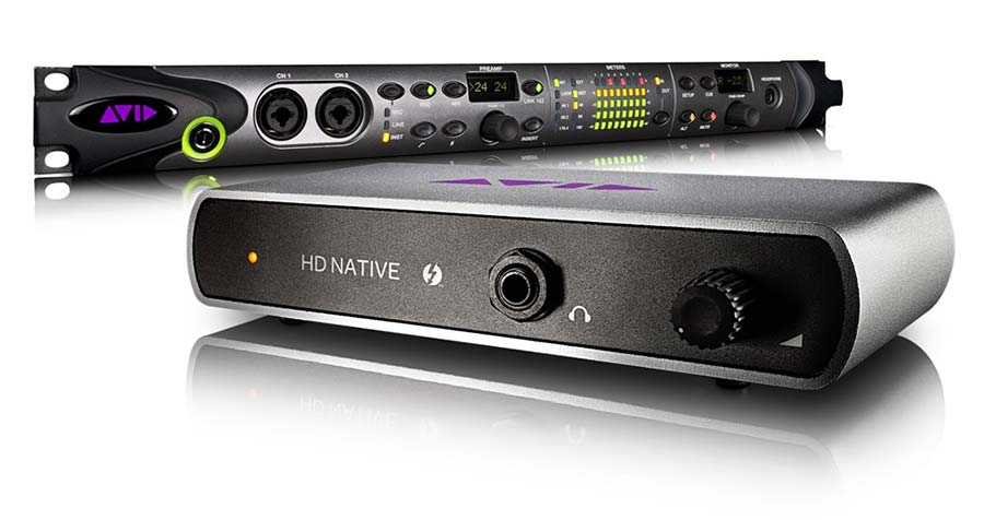ProTools HD Native OMNI