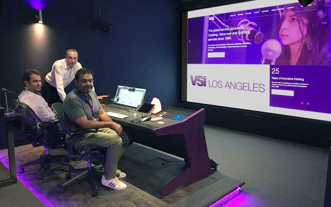 VSI Calls On AID for New LA Studio Complex