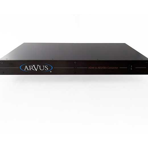Arvus Digital AES-2H 8-Channel AES/EBU to HDMI (7.1) Digital Audio Converter
