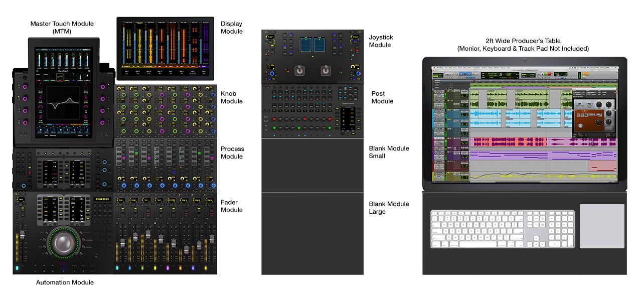 Avid Pro Tools S6 Modules