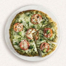 Amy's pesto pizza