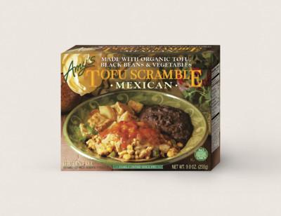 Mexican Tofu Scramble