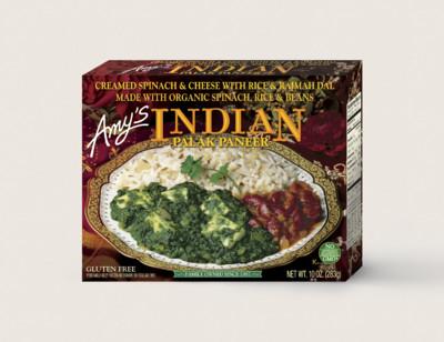 Indian Palak Paneer