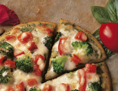 Pesto Pizza, Single Serve