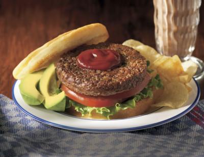 Bistro Veggie Burger, Gluten Free, Dairy Free