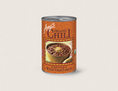 Organic Chili with Vegetables