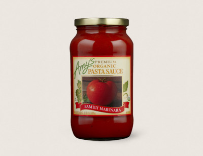 Organic Family Marinara Pasta Sauce