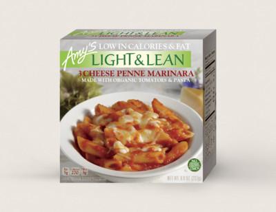 3 Cheese Penne Marinara - Light & Lean