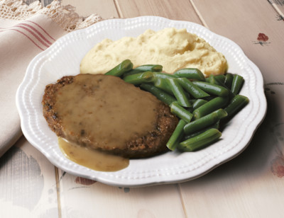 Veggie Steak & Gravy Meal