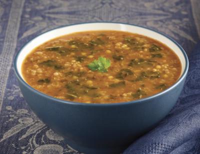 Organic Quinoa, Kale & Red Lentil Soup