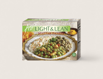 Mattar Paneer - Light & Lean