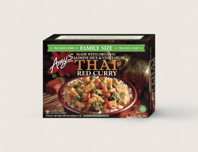 Thai Red Curry - Family Size