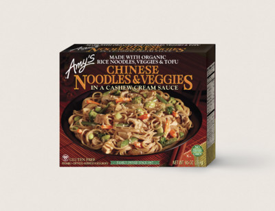 Chinese Noodles & Veggies