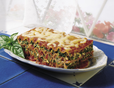 Vegetable Lasagna - Family Size