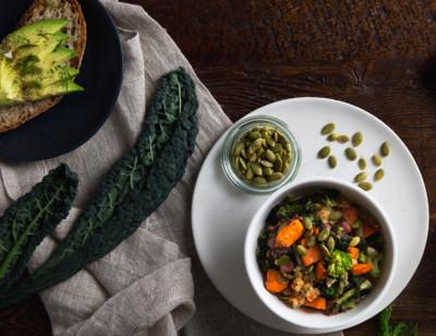 Vegan Meal Plan by Pickles & Honey