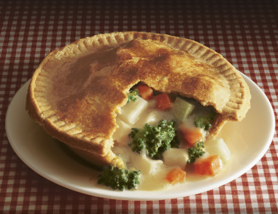 Broccoli Pot Pie