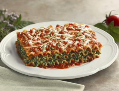 Spinach Lasagna - Light & Lean