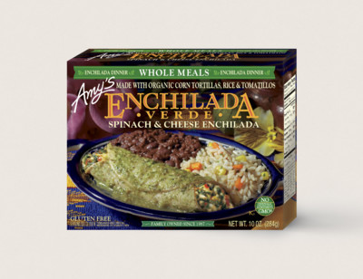 Enchilada Verde Meal