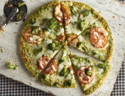 Pesto Pizza, Gluten Free