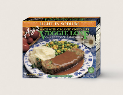 Whole Meals - Light in Sodium - Veggie Loaf