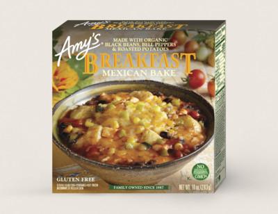 Mexican Breakfast Bake